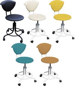 Лабораторная мебель, производитель лабораторной мебели, стулья лабораторные, медицинская лабораторная мебель, стул лабораторный винтовой М101-05