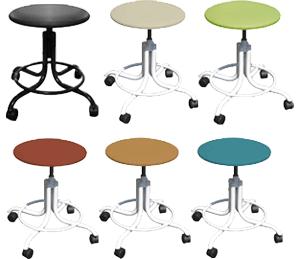 Лабораторная мебель, производитель лабораторной мебели, стулья лабораторные, медицинская лабораторная мебель, табурет лабораторный М92-101