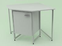 Лабораторная мебель NordLine - Стол угловой