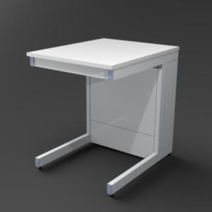 Стол пристенный 600. Серия NordStyle