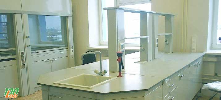 Лабораторная мебель NordStyle
